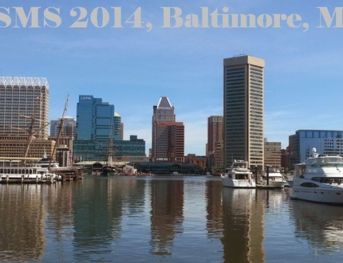 Fasmatech at ASMS 2014